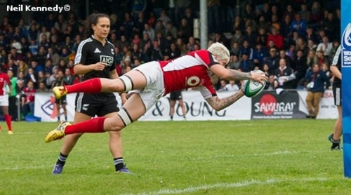 Rugby Canada Womens Sevens