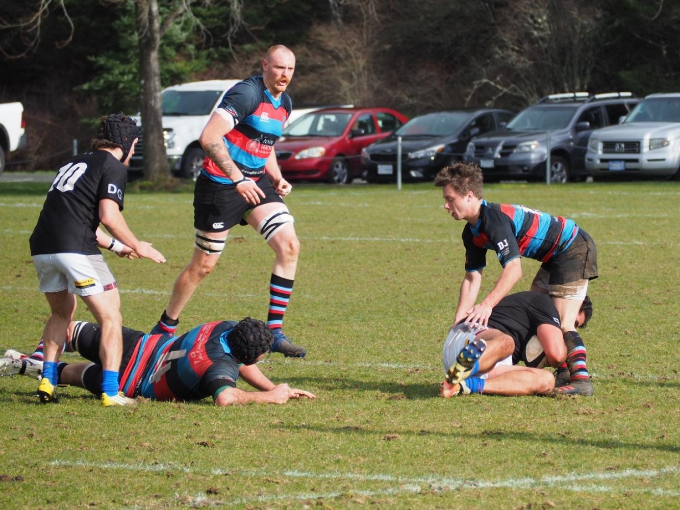 Rugby @ Westshore RFC