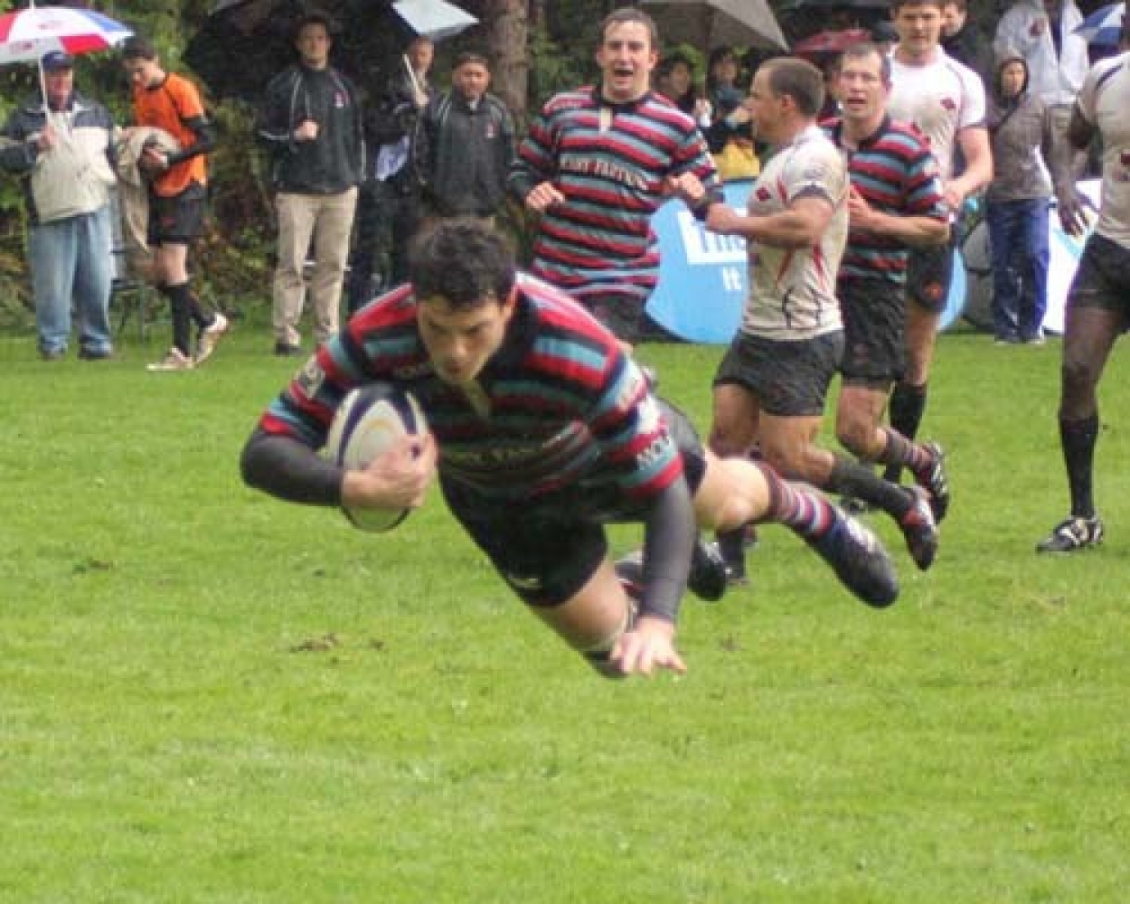 SATURDAYS WERE MADE FOR RUGBY