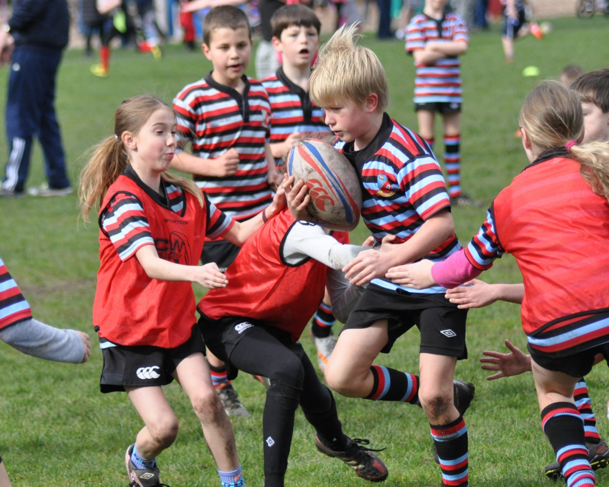 School Rugby Takes Over