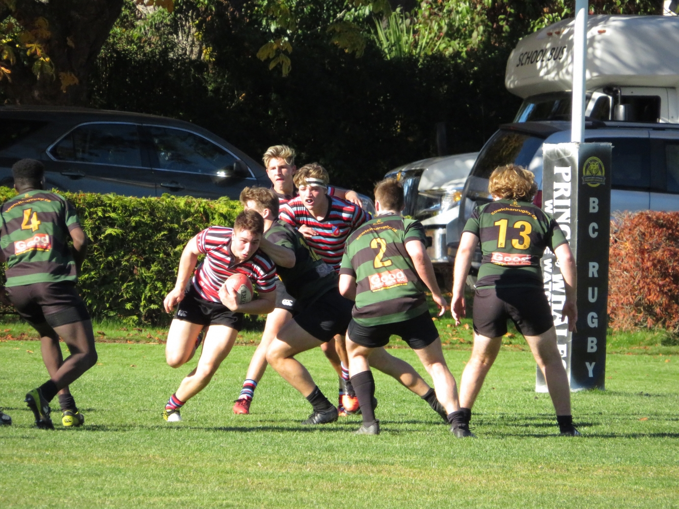 U19 Men - GAME OFF