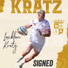 Kratz Inks Contract