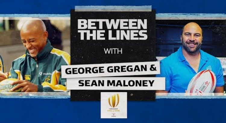 Tiger Woods & THAT Pass at RWC 1999 | George Gregan | Between The Lines